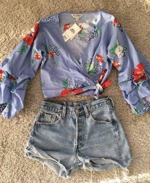 Crop Bluse