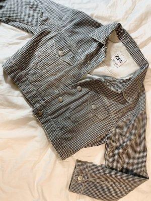 Crop Jeans Jacke