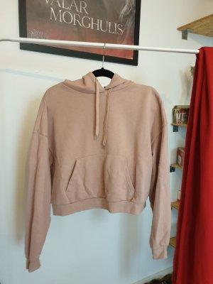 H&M Pull à capuche vieux rose