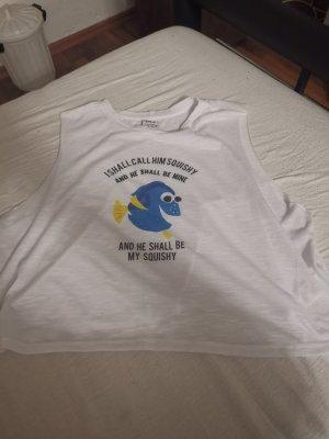 Disney T-shirt court multicolore