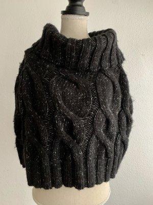 Laurèl Woolen Scarf anthracite