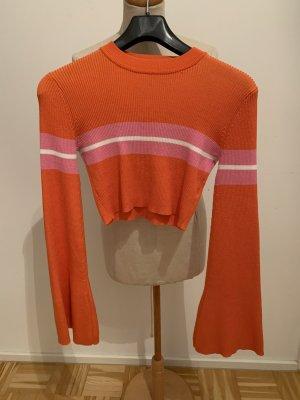 Crop Pullover von Missguided , Gr. 36