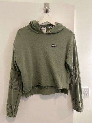 Crop-Pullover von PINK