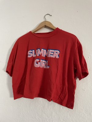 C&A Clockhouse Camisa recortada multicolor