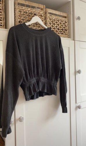 Zara Basic Sweatshirt multicolore