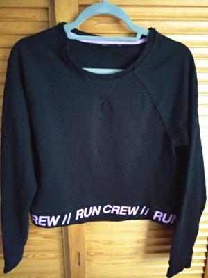 OVS Sports Shirt black-lilac