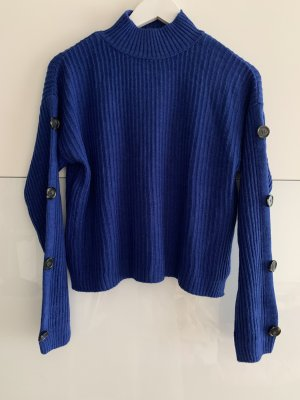 Crop Strick Pullover