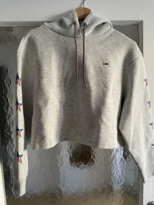 Tommy Hilfiger Pull court gris