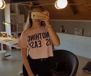 Pimkie Cropped Shirt pink-light pink