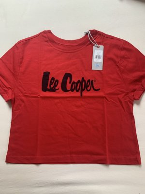 Crop t Shirt lee Cooper neu