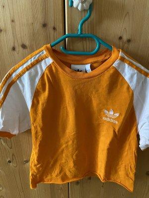 Adidas T-shirt court orange-orange fluo