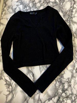 Asos Crop-top noir