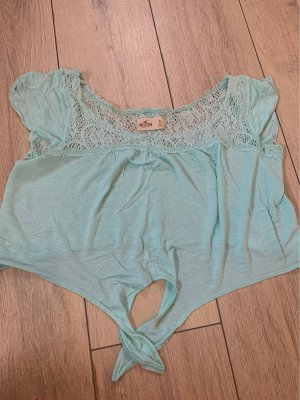 Hollister Cropped Top multicolored