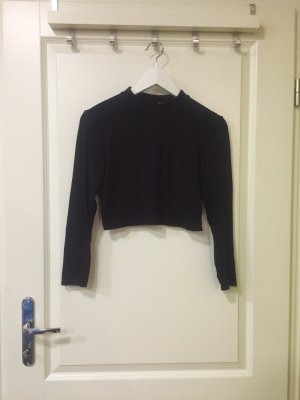 Turtleneck Sweater black