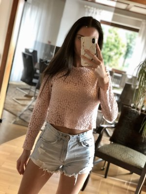Topshop Cropped Top multicolored