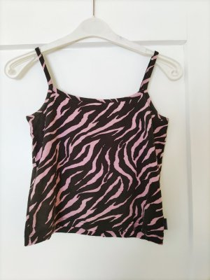 crop Top Zebra, More&More