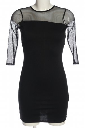 CROPP Minikleid schwarz Elegant