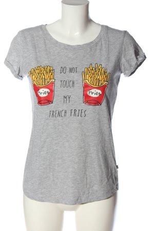 CROPP Print Shirt flecked casual look