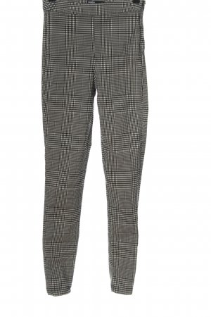 CROPP Jersey Pants light grey allover print casual look