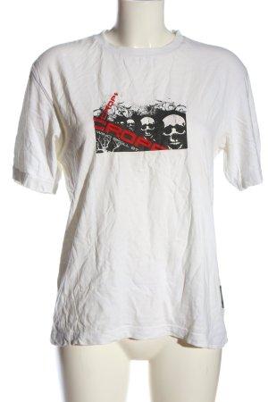 CROPP T-Shirt themed print casual look