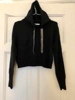 Zara Hooded Sweater black