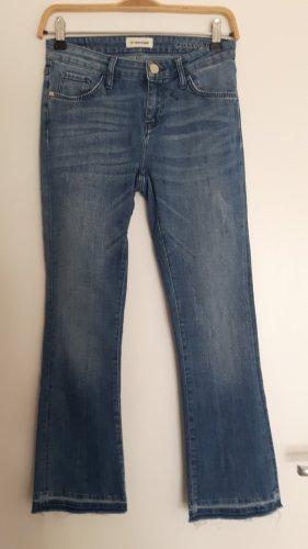 Cropped flare Jeans von Rich & Royal, Größe 25