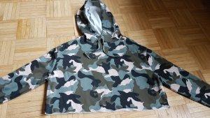 H&M Divided Shirt met capuchon veelkleurig