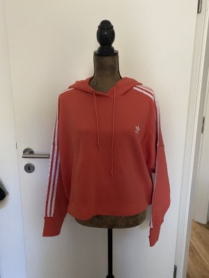 Adidas Sudadera con capucha rosa