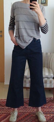 PLEASE Denim 3/4 Length Jeans blue cotton