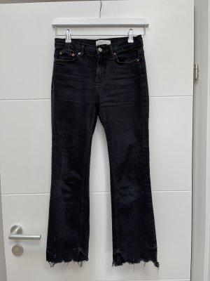 Cropped Jeans | Zara | Größe 34 | wie neu