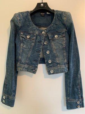 Miss Sixty Denim Jacket steel blue