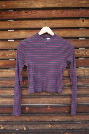 cropped Langarmshirt H&M S