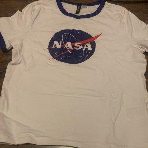 Cropped Nasa Shirt von H&M