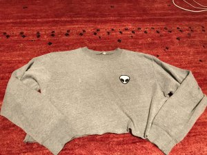 Brandy & Melville Sweat Shirt multicolored