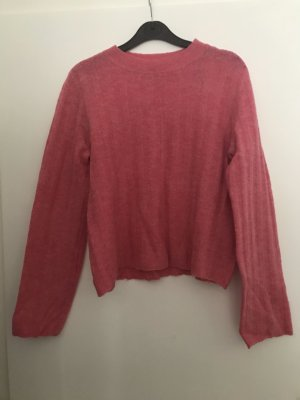 Cropped pullover