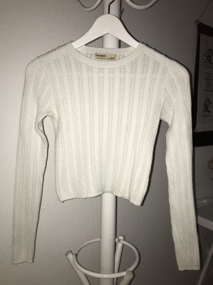 Pull & Bear Cropped top wolwit