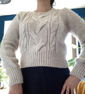 Cropped Pullover-ultraweichem.