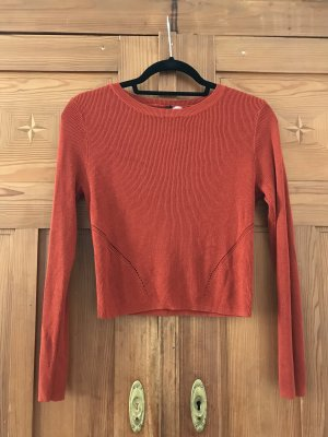 Cropped Pullovershirt