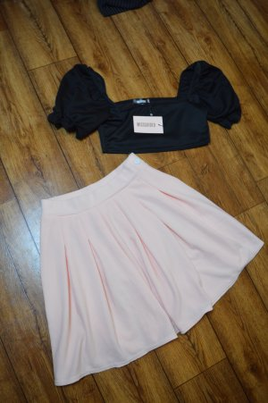 Missguided Cropped top zwart