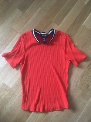 New Look Camisa recortada multicolor