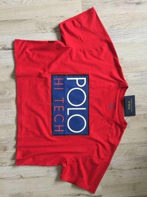Cropped Shirt Polo Ralph Lauren