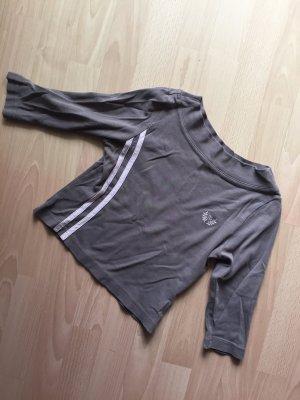 Cropped Shirt Retro Vintage