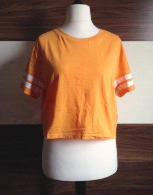 Cropped Shirt von H&M