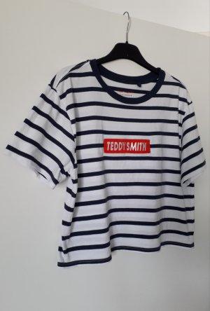 Cropped Shirt von TEDDY SMITH - limited Edition, Gr. M