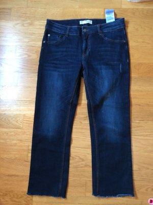 Clockhouse Jeans a 3/4 blu-blu scuro