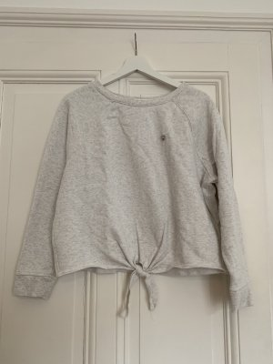 Cropped Sweater Heart