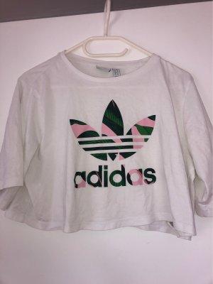 Adidas Cropped top veelkleurig