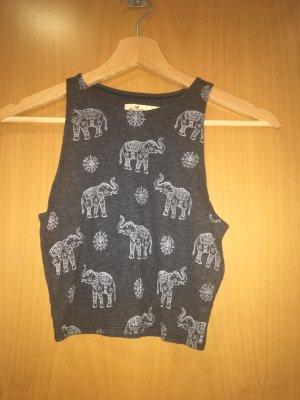 Cropped Top Hollister Elefanten