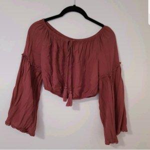 New Look Carmen shirt veelkleurig