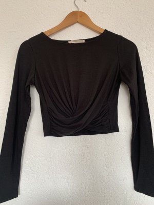 Forever 21 Cropped Top black